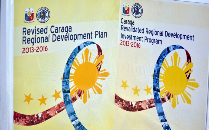 Caraga Regional Development Council presents 2013 accomplishments