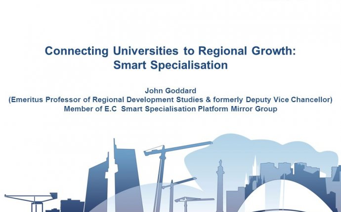 Connecting Universities to Regional Growth: Smart Specialisation